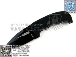 "BlackHawk 15C201Bk Crucible II 美国黑鹰巅峰战士II""折"""