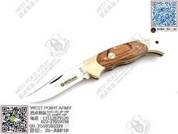 "Boker博客 BO2002 Hunter Knife with Rosewood 玫瑰木狩猎""折"""