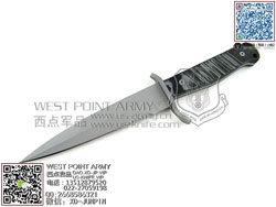 """Boker博客 索林根制造B-121918M TRENCH KNIFE 限量2000只版""""直"""""""