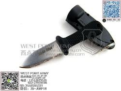 ColdSteel冷钢 42SS 迷你靴刃新版取消了刃背上假刃(现货)