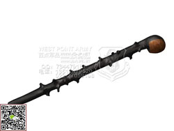 ColdSteel冷钢 91PBSH 爱尔兰黑刺李树 聚炳烯手杖