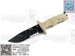 "FOX Knives 意大利狐狸 0171103""ULTRA LIGHT ""超光 N690Co钢 野外生存刃"