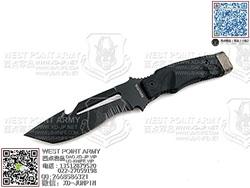 "FOX Knives 意大利狐狸 FX-0171105""NAVITA DIVING""N690钢 潜水刃""直"""