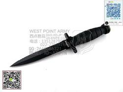 "FOX Knives 意大利狐狸 1688TS MODERN DAGGER 440C钢 ""直"""