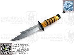 FOX Knives 意大利狐狸 1699 迷你蓝波小刃(现货)