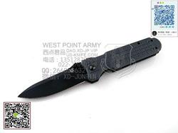"""FOX Knives 意大利狐狸 446GR""""PREDATOR II """"N690钢 G10柄""""折""""(现货)"""