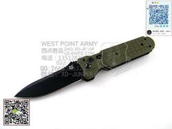 "FOX Knives 意大利狐狸 448OD""PREDATOR II""N690钢 G10柄""侧跳"""