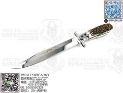 FOX Knives 意大利狐狸 648 鹿角柄 折叠风格剑