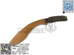 FOX Knives �������� 9CM05BT��Kukri�����ֹ�����(�ֻ�)