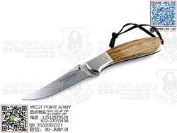 "FOX Knives 意大利狐狸 BR-011W 拉斯卡尔玛 设计  波布木柄""折"""