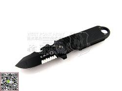 "FOX Knives 意大利狐狸 FX-213TS""E.R.T. RESCUE""N690Co钢 FRN柄 救援""折"""