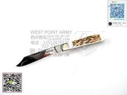 "Maserin 意大利 马赛里162CV 雄鹿角柄""折""(绝版-现货)"