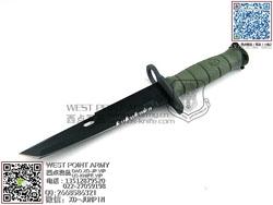 Ontario 安大略 OKC-10 1949 Green Tanto Bayonet System USMC美国海君陆战队 绿色