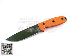 ESEE-4POD ROWEN 罗恩系列丛林生存 墨绿+橙色