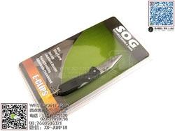 "SOG 索格(哨格)AC-01 CP E-Clips 钥匙扣小""折"""