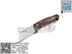 """Viper Knives 意大利毒蛇 V4878CB N690Co钢 山多木柄""""直"""""""