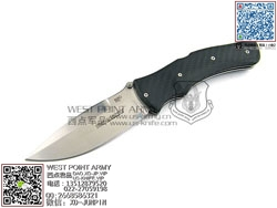 "Viper Knives 意大利毒蛇 V5840FC N690Co 碳纤维柄""折"""