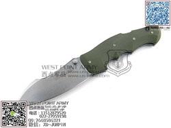 """Viper Knives 意大利毒蛇 V5902GR D2钢 G-10柄""""折"""""""