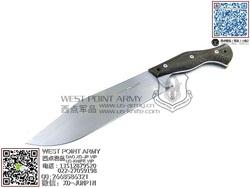 "Viper Knives 意大利毒蛇 VT4006SWBW D2钢 米卡塔柄""直"""