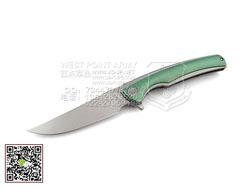 """WEknives 704C  M390钢 钛合金柄 """"折"""""""