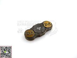 WE Knives S01B 钛合金 青铜色 陶瓷轴承 指尖陀螺