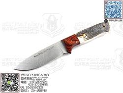 Muela 西班牙鹿牌  KodiAk-10MA 手工雄鹿角柄小猎刃