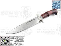 Muela 西班牙鹿牌  CHEROKEE-19R 手工黄檀木柄猎刃