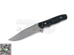 "HTM Knives 48341 ""Master Proven Grady Burell""中士格雷迪博瑞尔(美国陆君)设计 G10柄 ""直"""