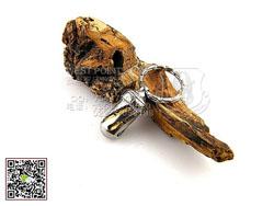 Lion Steel 意大利钢狮 DD OT 橡果骰子钥匙扣