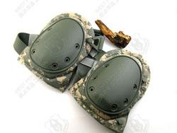 Alta Tactical 50413-15 特种攻坚君方部队勤务专用护膝(现货)