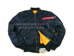 美国 ALPHA 阿尔法 Boys MA-1 Jacket 飞行夹克 尼龙面料 舒适耐用 蓝色
