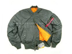 美国 ALPHA 阿尔法 Boys MA-1 Jacket 飞行夹克 尼龙面料 舒适耐用 灰色