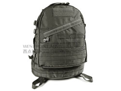 BlackHawk 黑鹰 603D08BK Ultralight 3 Day Assault Pack 轻量三日攻击背包/黑色