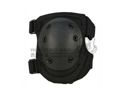 BlackHawk 黑鹰 808300BK Advanced Tactical Knee Pads V.2 地狱风暴护膝/黑色