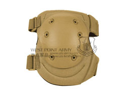 BlackHawk 黑鹰 808300CT Advanced Tactical Knee Pads V.2 地狱风暴护膝/棕色