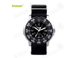 [全球联保] 瑞士机芯 Traser P6506 Commander 指挥官 君魄 君用手表