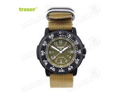 [全球联保] 瑞士机芯 Traser P6507 Commander100指挥官专用表 君用手表