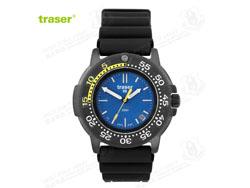 [全球联保] 瑞士机芯 Traser P6504 Nautic 航海家潜水表 手表