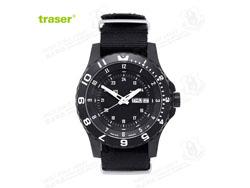 [全球联保] 瑞士机芯 Traser P6600 美君现役君用手表 尼龙表带(特价-现货)