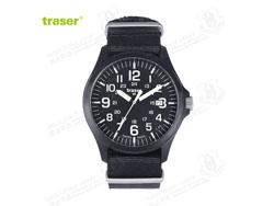 [全球联保] 瑞士机芯 P6704 Officer Pro 君官专用表美君现役手表