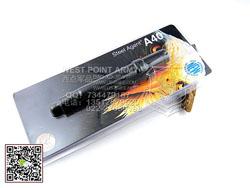 ASP A40 Agent 新款特工尾部按压机械甩棍 重版
