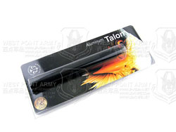 ASP T50AC 21寸 新机械锁 尾盖按压 轻版 Tactical Baton 泡棉手柄黑铬版甩棍