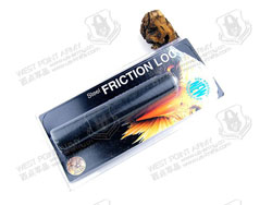 ASP F16WC 16寸阻力锁 Tactical Baton  波纹手柄亮铬版甩棍