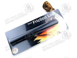 ASP F26DC 26寸阻力锁 Tactical Baton 皮纹手柄亮铬版甩棍