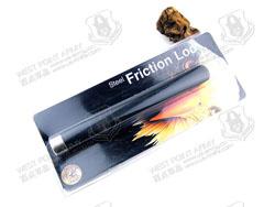 ASP F26DE 26寸阻力锁 Tactical Baton 皮纹手柄 镀镍海君版甩棍