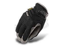 Mechanix 超级技师 Padded Palm Glove 手掌加强防护手套 黑色