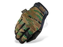 Mechanix 超级技师 The Original® Woodland Camo Glove 基本款手套 丛林迷彩 (特价-现货)