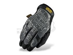 Mechanix 超级技师 The Original® Vent Glove 高透气手套 黑深灰色