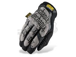 Mechanix 超级技师The Original® Grip Glove 超强抓力手套 黑灰色