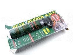 美国梅西MACE BEAR 熊 辣椒喷雾器 大罐